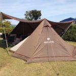 福井県でキャンプ 赤礁崎オートキャンプ場へGO